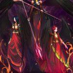 戦場の三女神/合同神話展「Mythology」
