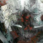 怪物の住む都市/廃都市作品